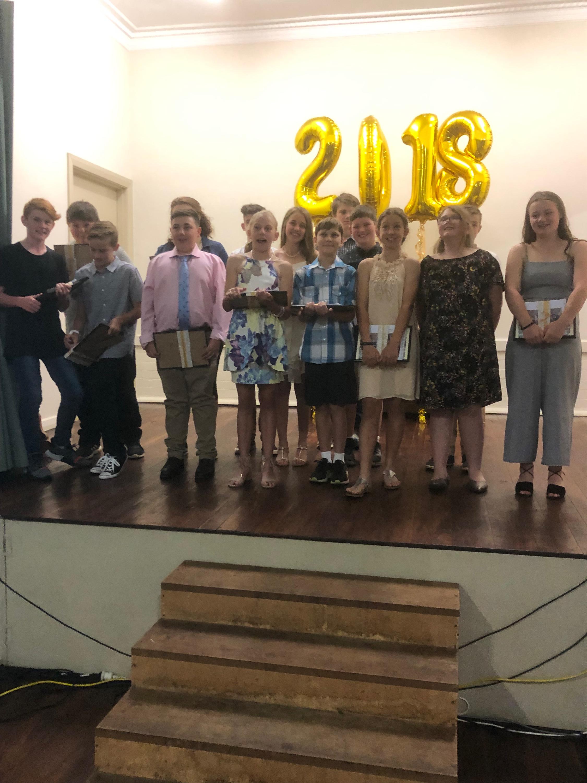 Grade 6 Graduates